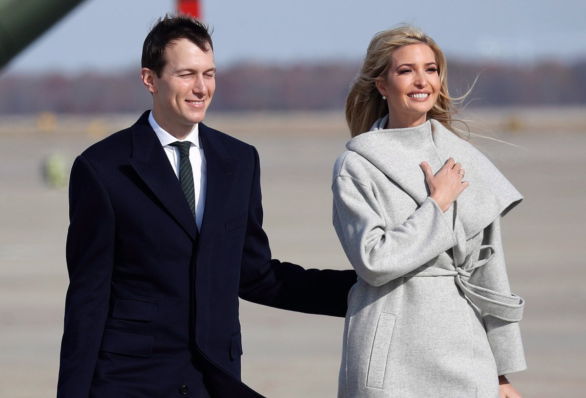 Ivanka Trump, Jared Kushner stand to profit from a developer tax break they  pushed for - National | Globalnews.ca