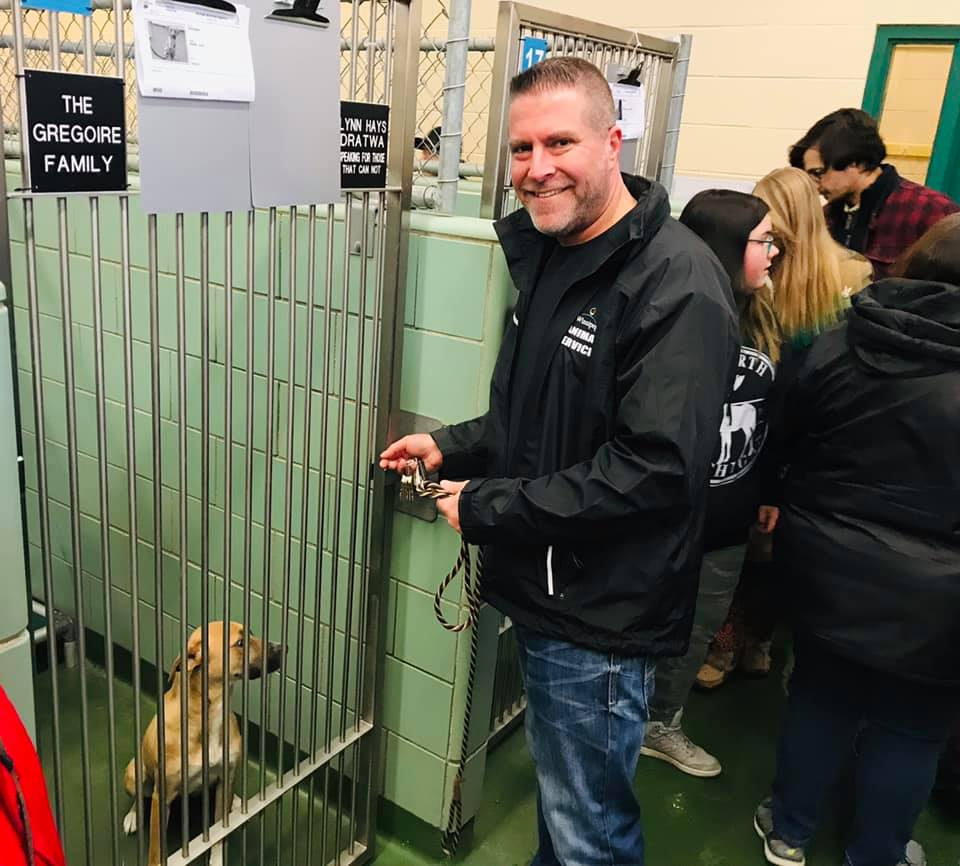 Winnipeg Animal Services chief operating officer Leland Gordon.