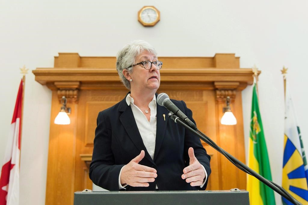 Saskatoon Nutana NDP MLA Cathy Sproule said she will not seek re-election in October 2020.