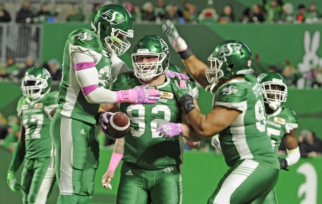 Zack Evans leaves the Saskatchewan Roughriders after playing four years with his hometown team, stretched over an eight season CFL career.