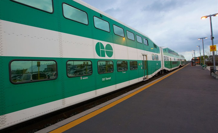 Go Transit service changes will become effective on Sept. 3.