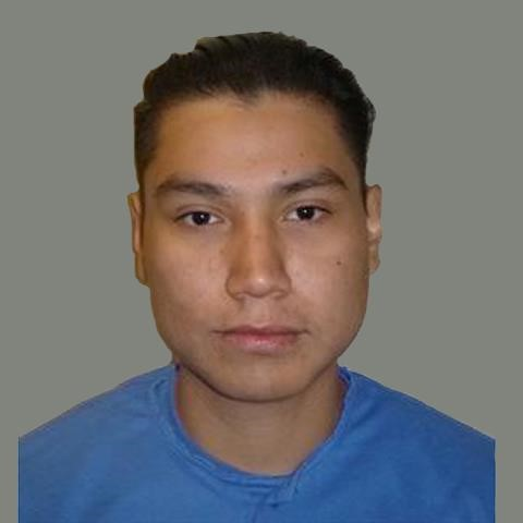 Kane Ashley Antonio Moar, 21, is wanted by police for second-degree murder.