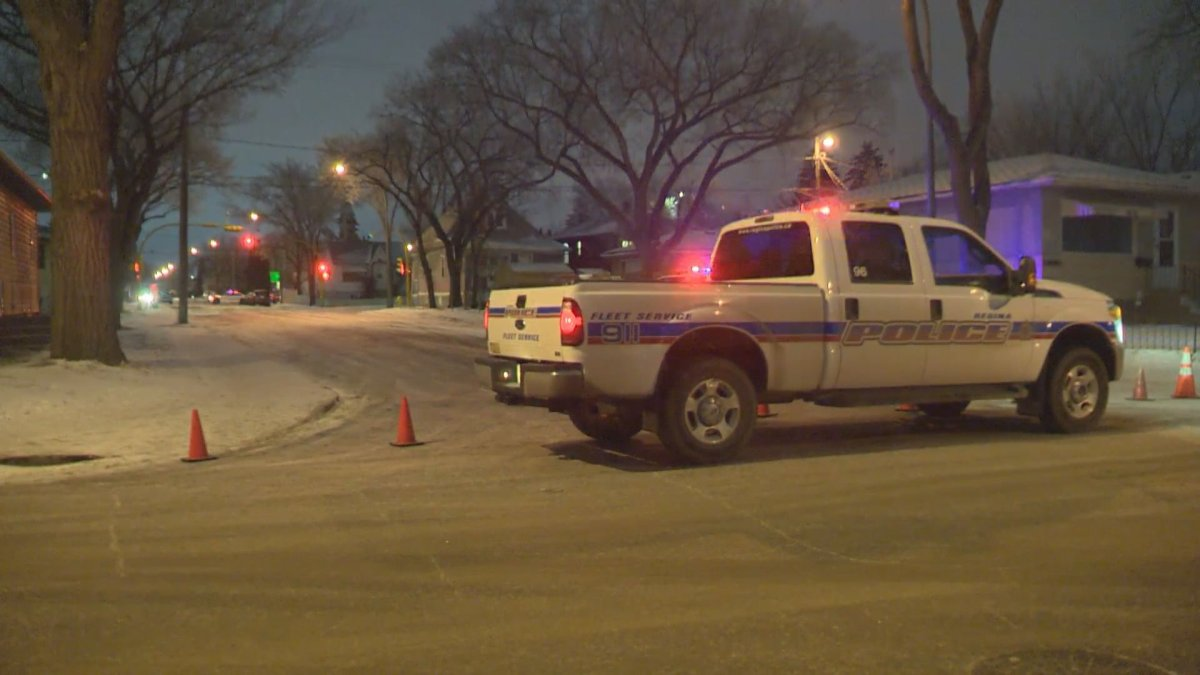 Regina police are currently on scene of a firearm call in the 1700 block of Winnipeg Street this morning (Dec. 4).