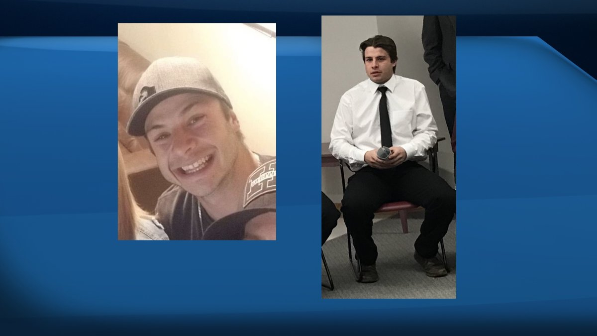 Photos of 26-year-old Colton Koop provided to Swift Current RCMP by his family.