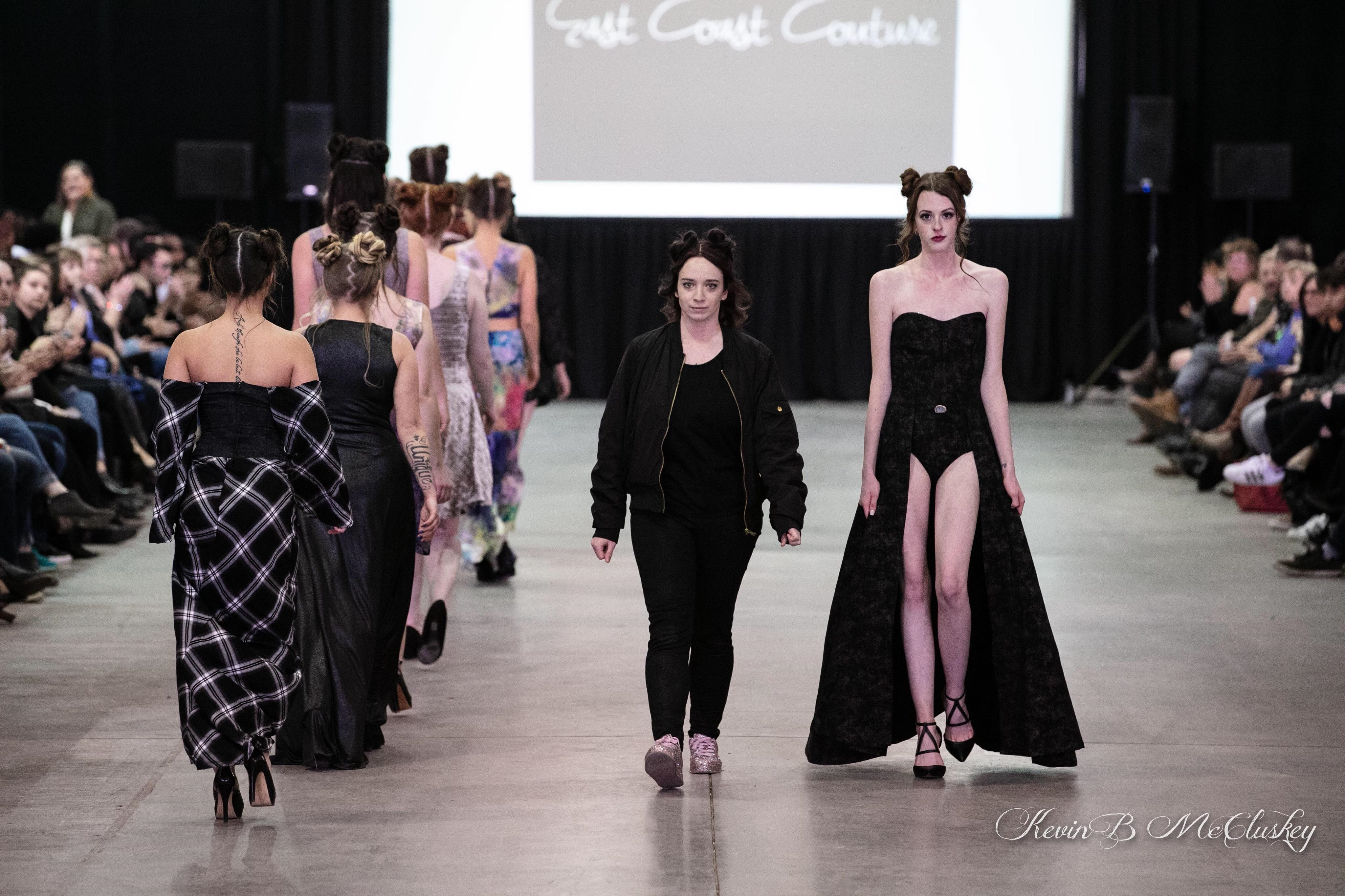 Up And Coming Moncton Fashion Designer Is Heading To The London Stage Globalnews Ca