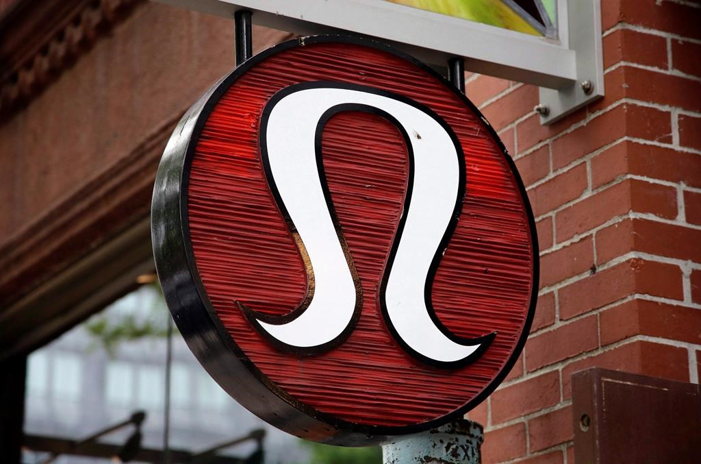 Lululemon has apologized after a staff member promoted a 'bat fried rice' T-shirt.