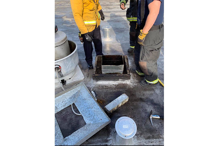 Man Rescued After Being Stuck In Chinese Food Restaurant Grease Vent For Nearly 2 Days Q107 Toronto