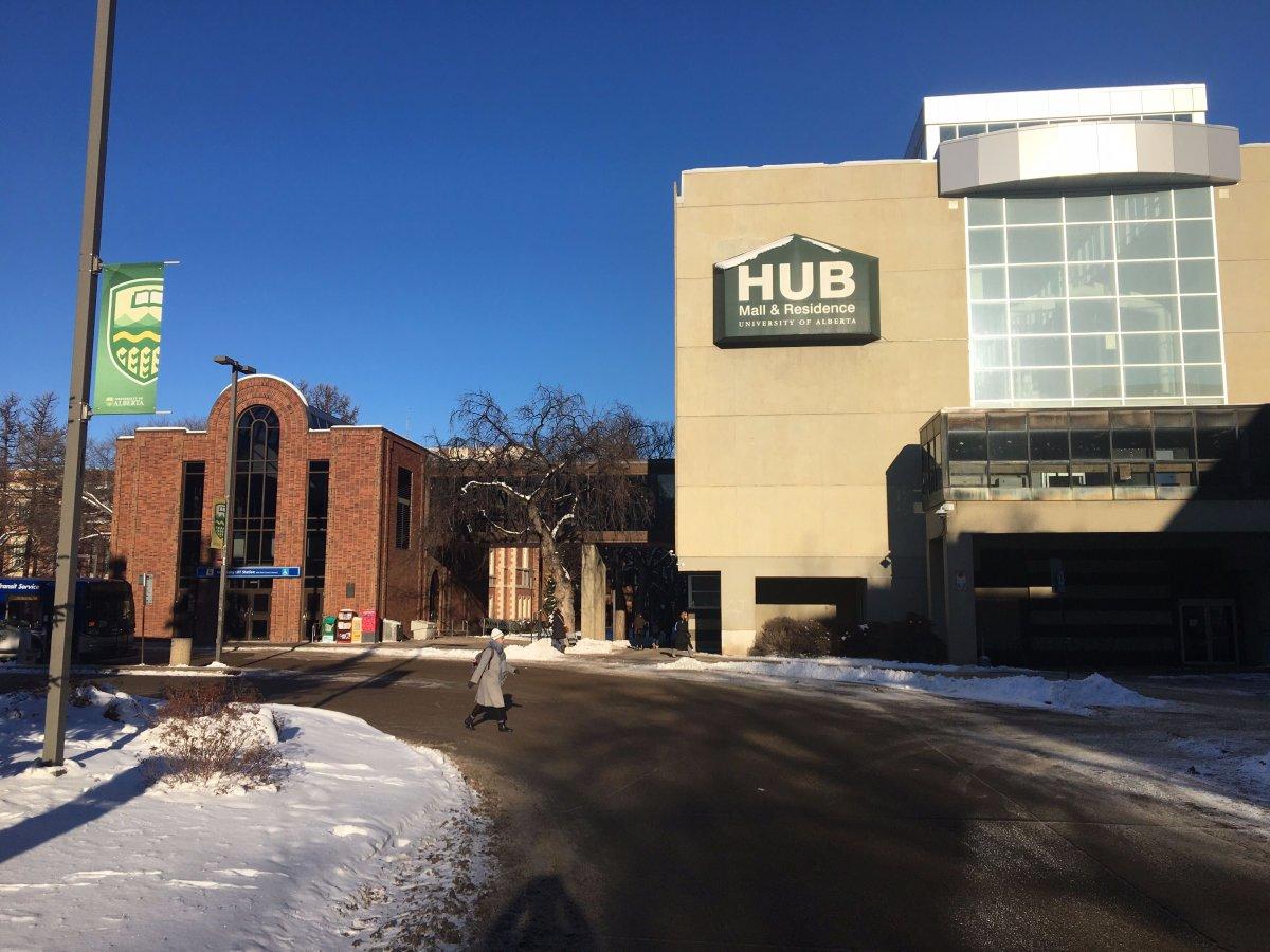 The HUB Mall residence at the University of Alberta in Edmonton, Alta. December 6, 2018.