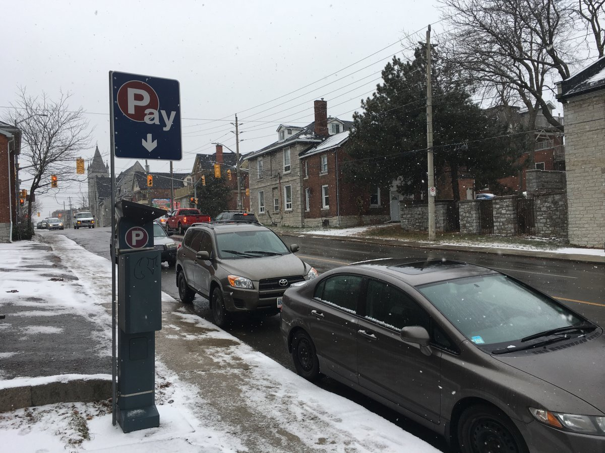 The city of Kingston is waiving all parking fees in light of COVID-19 fears.