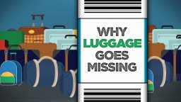 Continue reading: Lost luggage: Here's what happens to your baggage after check-in