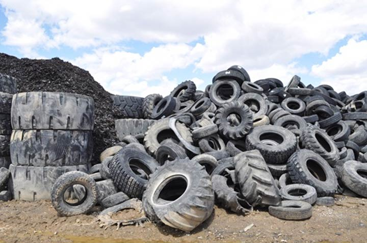Tire Stewardship of Saskatchewan will oversee the cleanup of 6,678 tonnes of scrap tires and processed material at a closed recycling plant in Assiniboia.