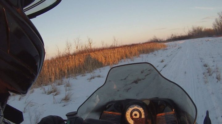 Snowmobilers of Manitoba is waiting on more snow to open a majority of their trails.