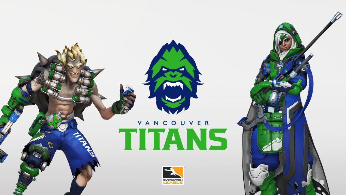 Vancouver's pro overwatch team will be called the Vancouver Titans.