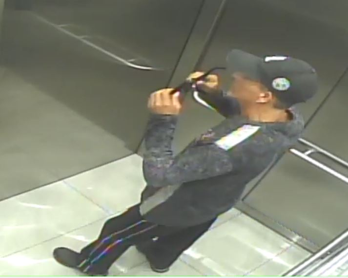 Montreal police released this photo on Friday, Dec. 21.