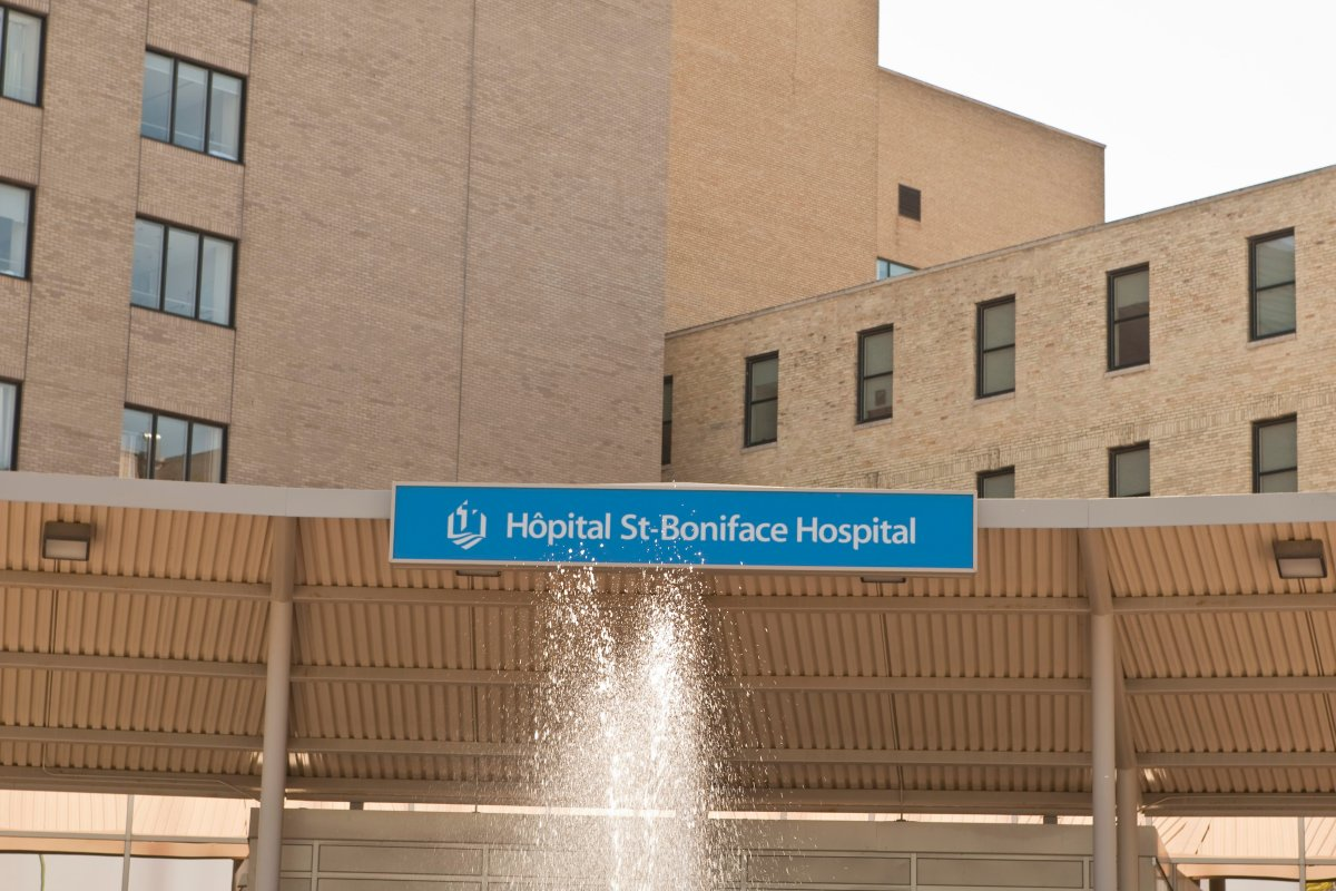 The Winnipeg Regional Health Authority would like the public to know that they are aware of an individual who posed as a health care worker at St Boniface Hospital.