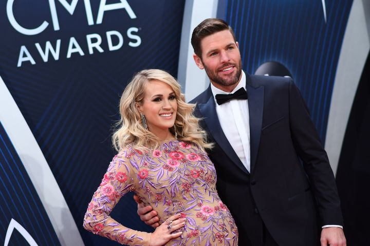 Carrie Underwood Mike Fisher Welcome Second Child National