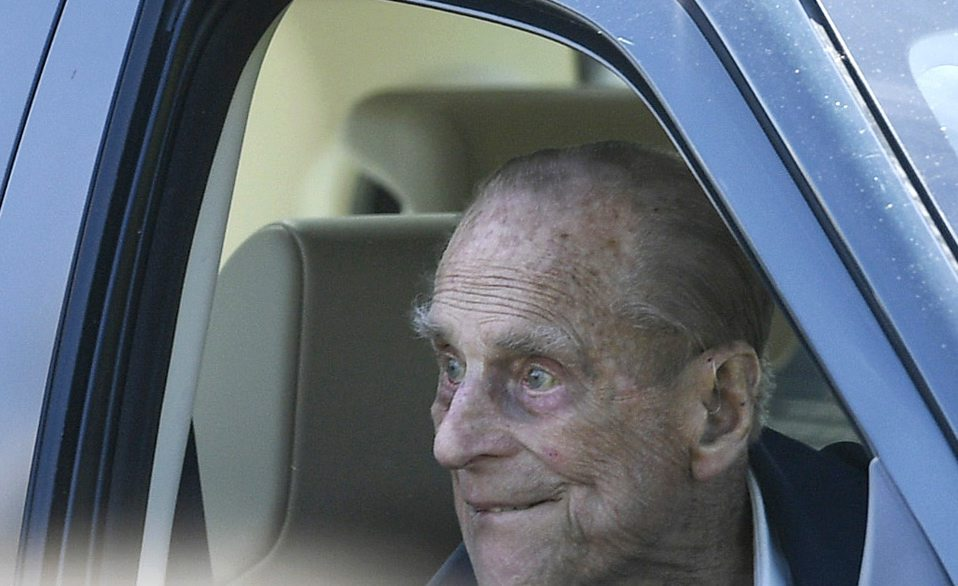 epa07299076 (FILE) - Britain's Prince Philip, the Duke of Edinburgh sits in a car as he watches an event during the Royal Windsor Horse Show in the grounds of Windsor Castle in Windsor, Britain, 11 May 2018 (reissued 19 January 2019). According to media reports, Prince Philip, 97, has been involved in a car accident near Sandringham Estate but was not injured, a Buckingham Palace spokesperson said 17 January 2019.  EPA/NEIL HALL.