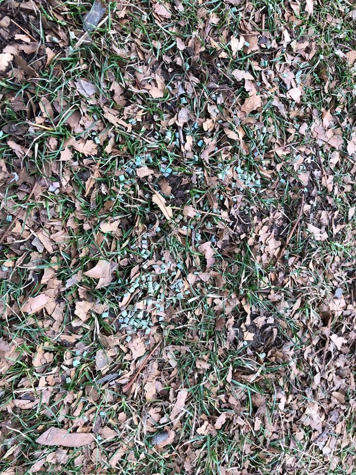 Officers with the Lincoln County Humane Society are investigating after what appears to be rat poison was scattered in a St. Catharines park.