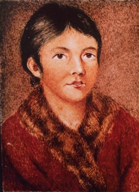 Mary March, also known by her Indigenous name as Demasduit, one of the last Beothuk, is shown in this painting by Lady Hamilton.