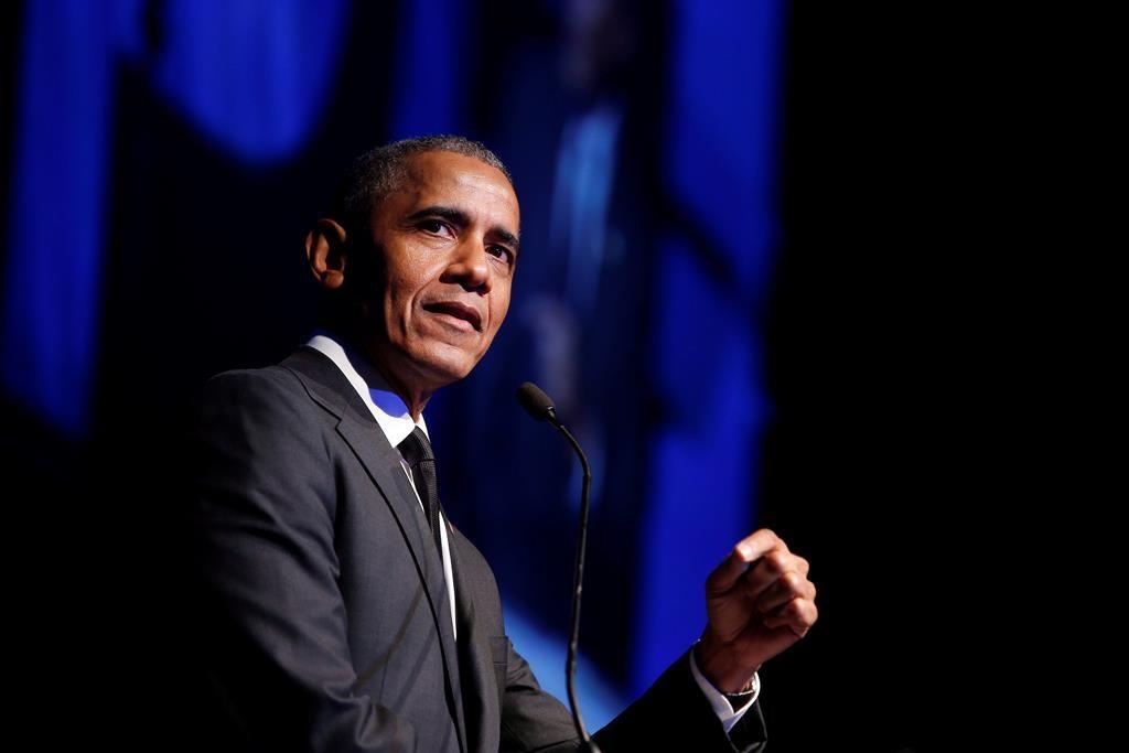 Former President Barack Obama will speak in Winnipeg March 4.