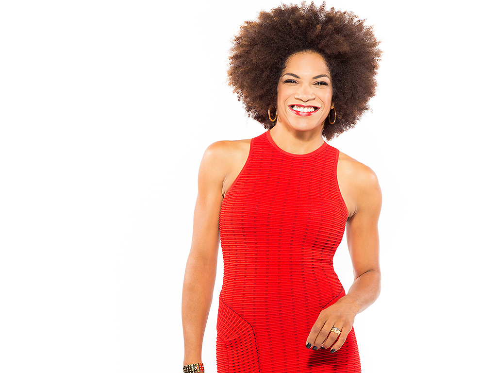 Arisa Cox, host of 'Big Brother Canada,' returns for Season 7 of the show.