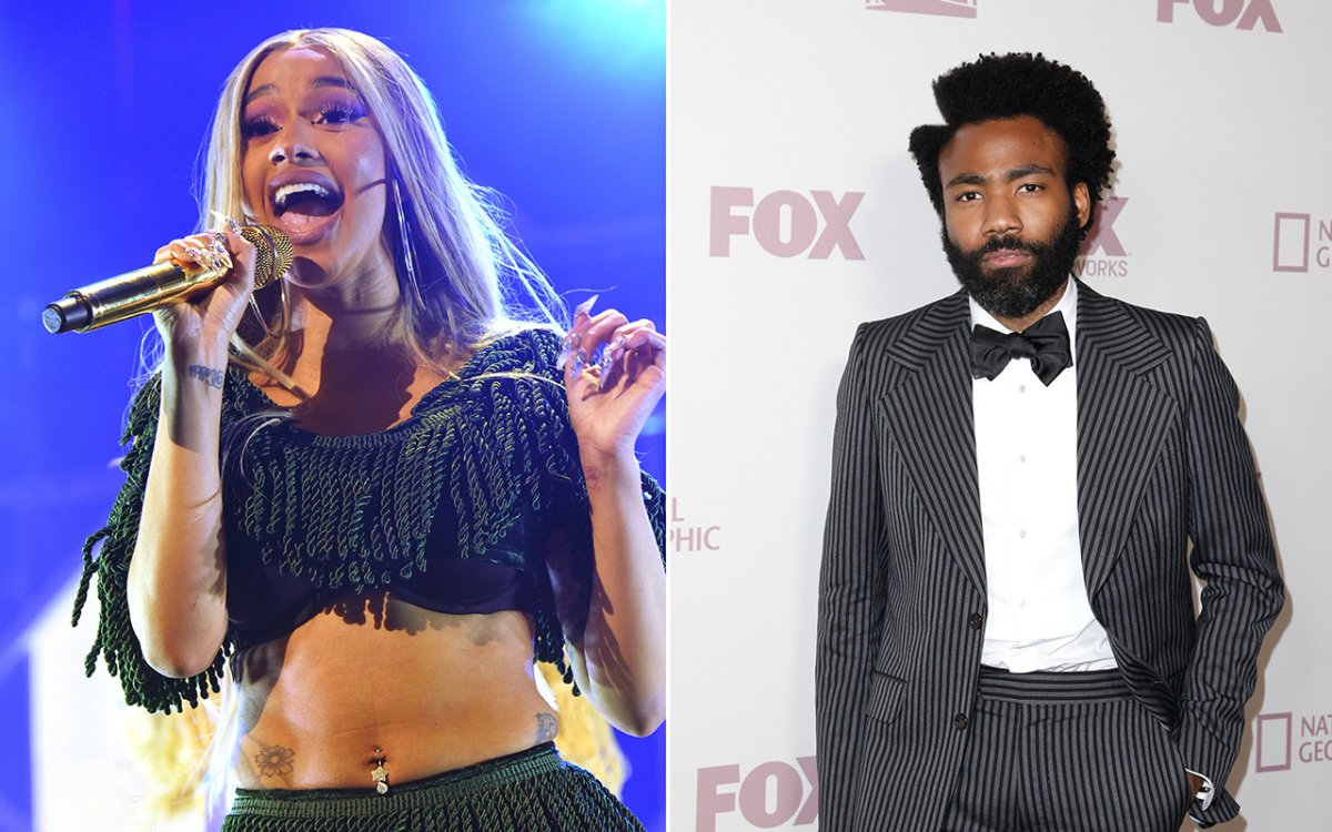 Cardi B and Childish Gambino are among the headliners for this year's Bonnaroo Music and Arts Festival.