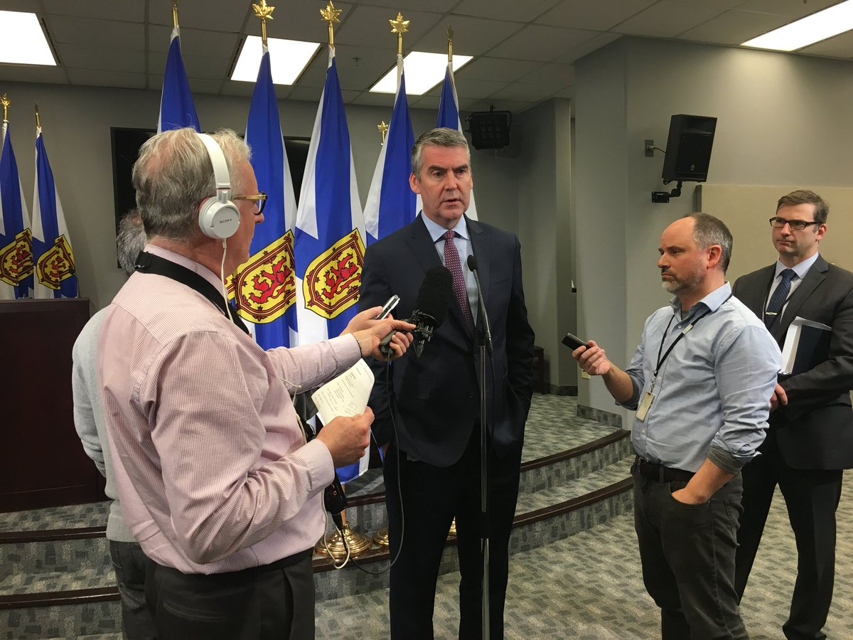 "Premier Stephen McNeil, who is also the province's Aboriginal Affairs minister, said the province already funds a crisis call centre at Eskasoni First Nation and may ""enhance"" that funding."