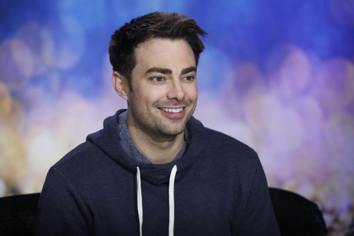 Jonathan Bennett, on 'Celebrity Big Brother' on the CBS Television Network.
