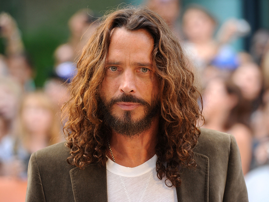 Chris Cornell  arrives at the premiere of 'Machine Gun Preacher' at Roy Thomson Hall during the 2011 Toronto International Film Festival on Sept. 11, 2011 in Toronto.