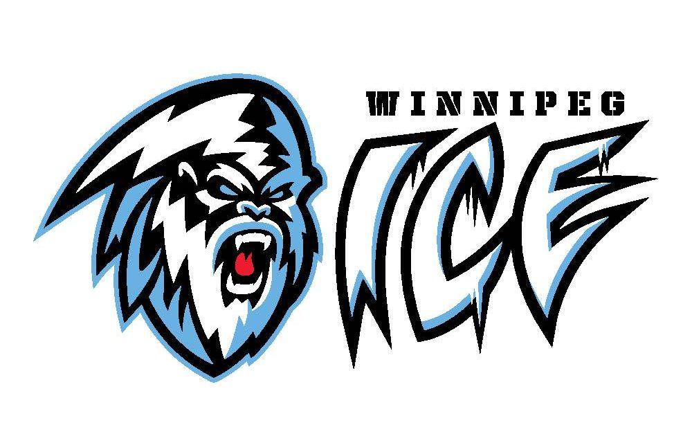 The new Winnipeg Ice logo.