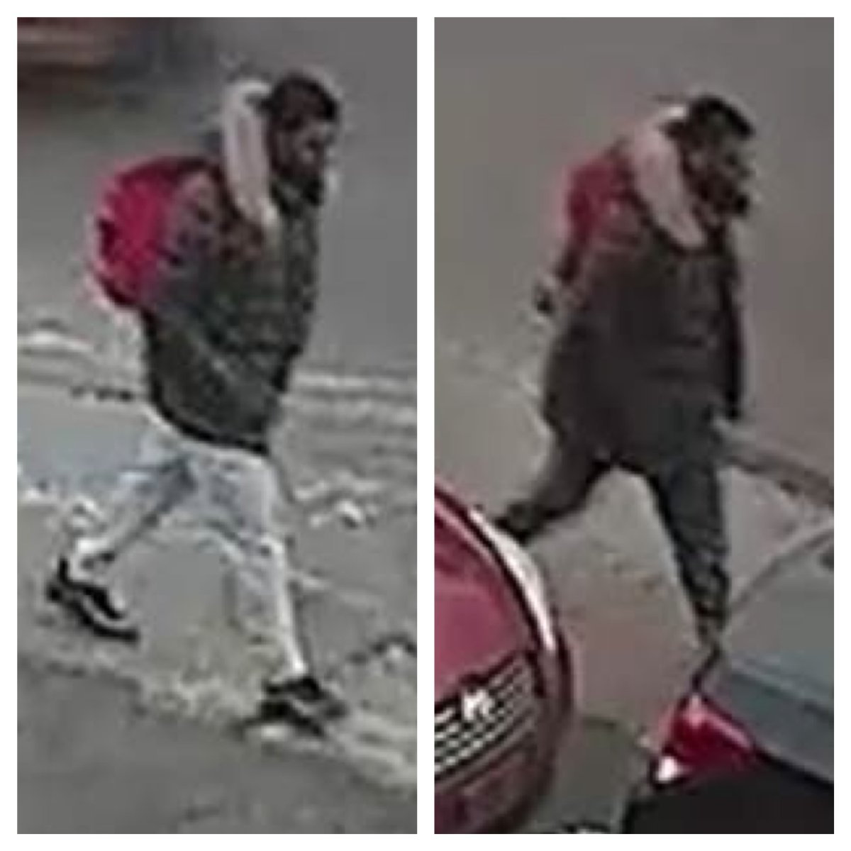 Laval police are looking for a suspect of sexual abuse. Wednesday January 30, 2019.