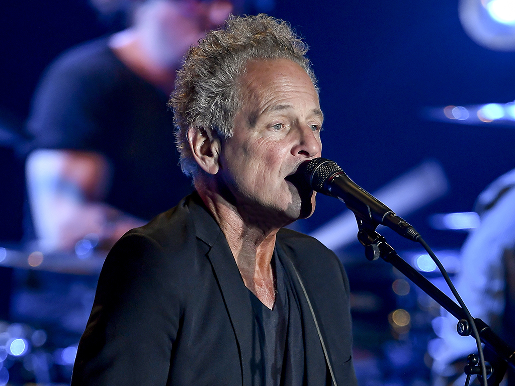 Lindsey Buckingham performs at the Palace of Fine Arts Theatre on Oct. 9, 2018 in San Francisco, Calif.