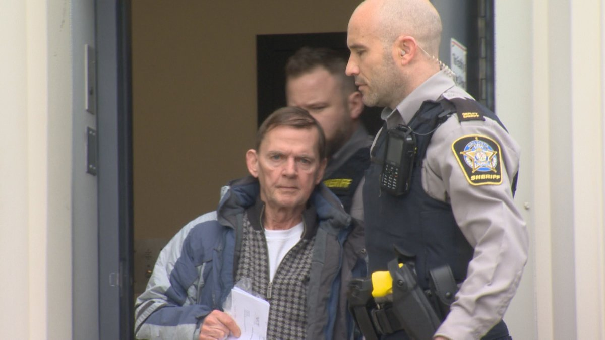 Michael Patrick McNutt, 66, appears in Dartmouth Provincial Court on January 24, 2019.