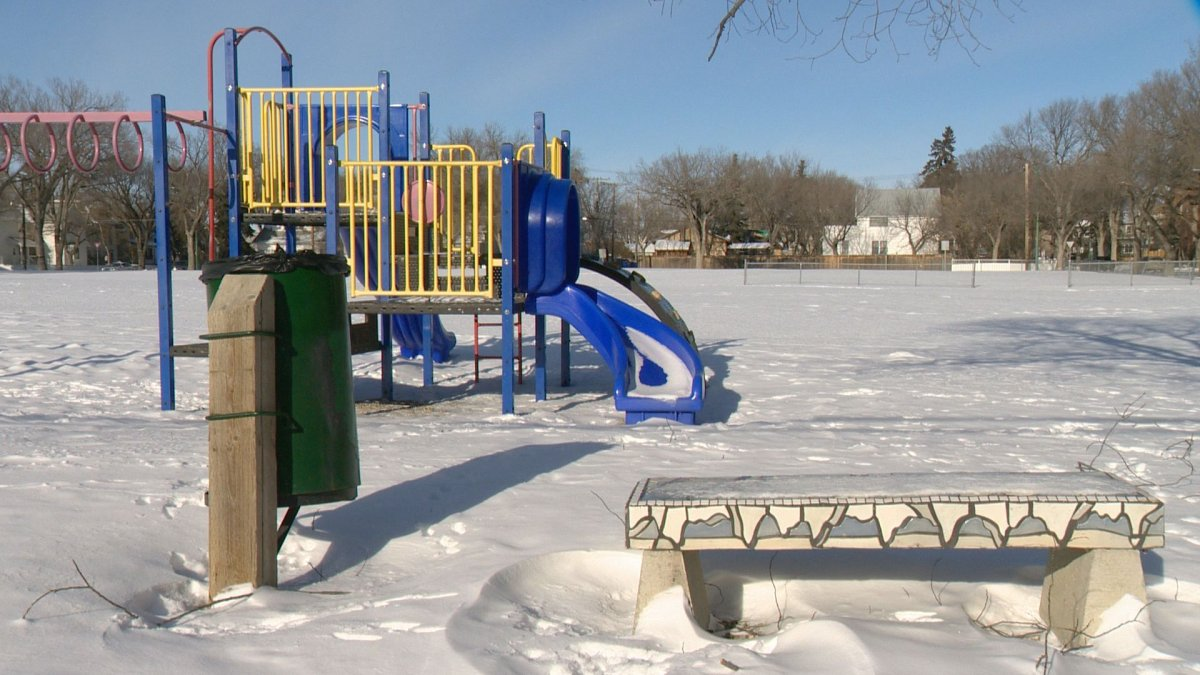 Lucy Eley Park and the old Victoria School site may be home to a new YWCA facility in Regina.