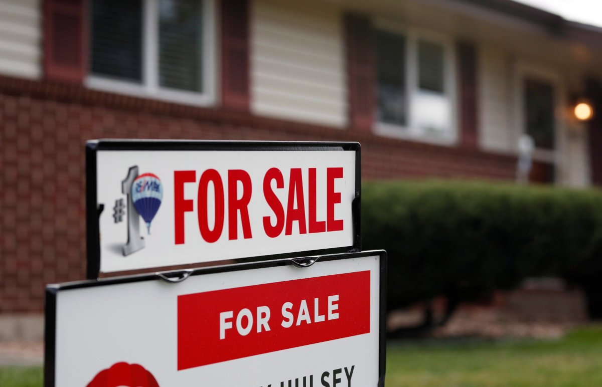 While the sales totals were down, the cost of buying a home still saw a slight increase when compared with a year earlier.