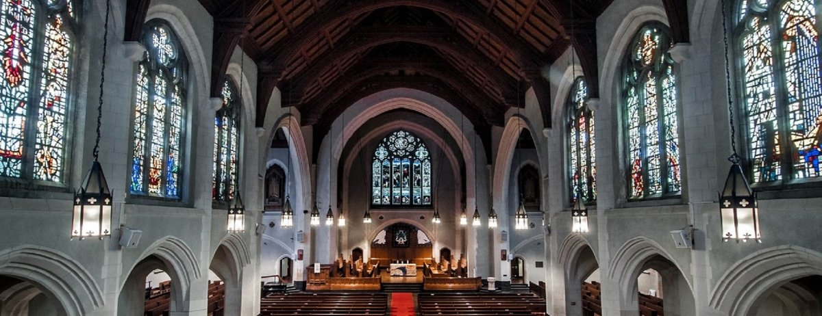 St Andrew's Wesley United Church will be undergoing restorations and a seismic upgrade.