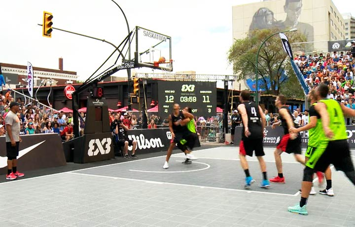 It was announced Thursday Saskatoon will welcome back the FIBA 3x3 World Tour in 2019.