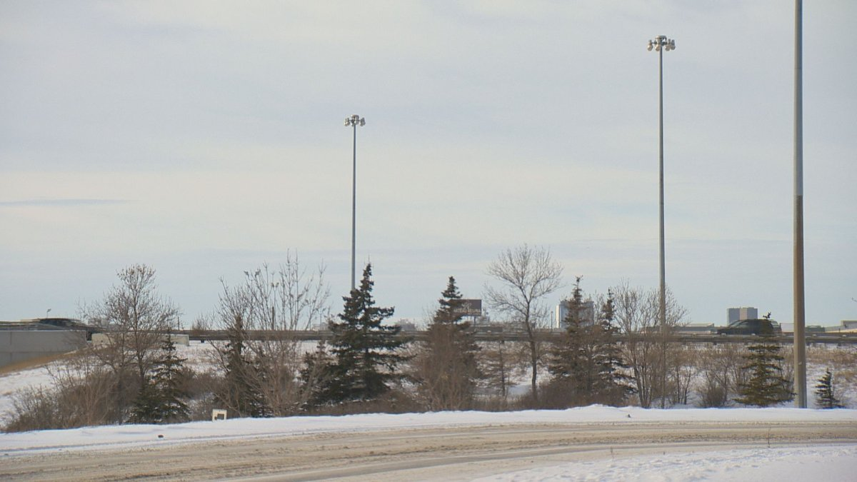 Streetlight repairs have been ongoing around Victoria Avenue and Ring Road since early December.
