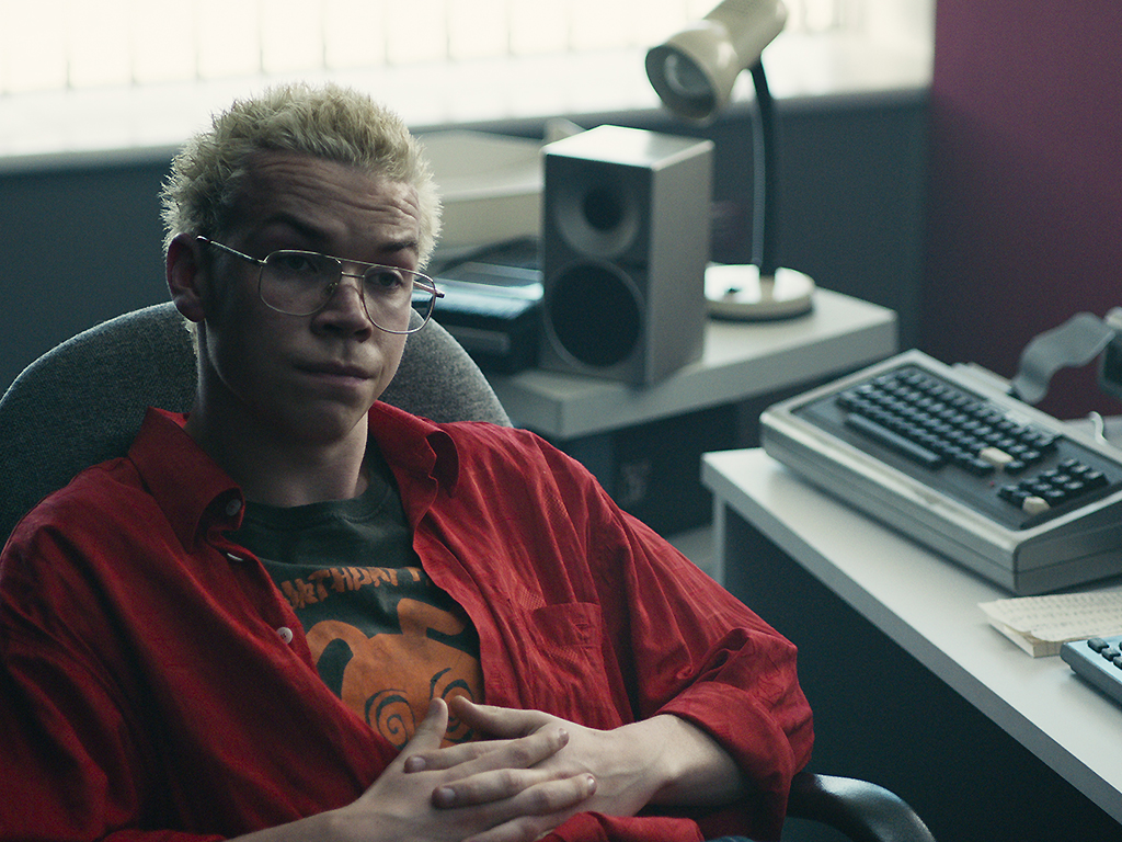 Will Poulter stars as Colin in 'Black Mirror: Bandersnatch.'.
