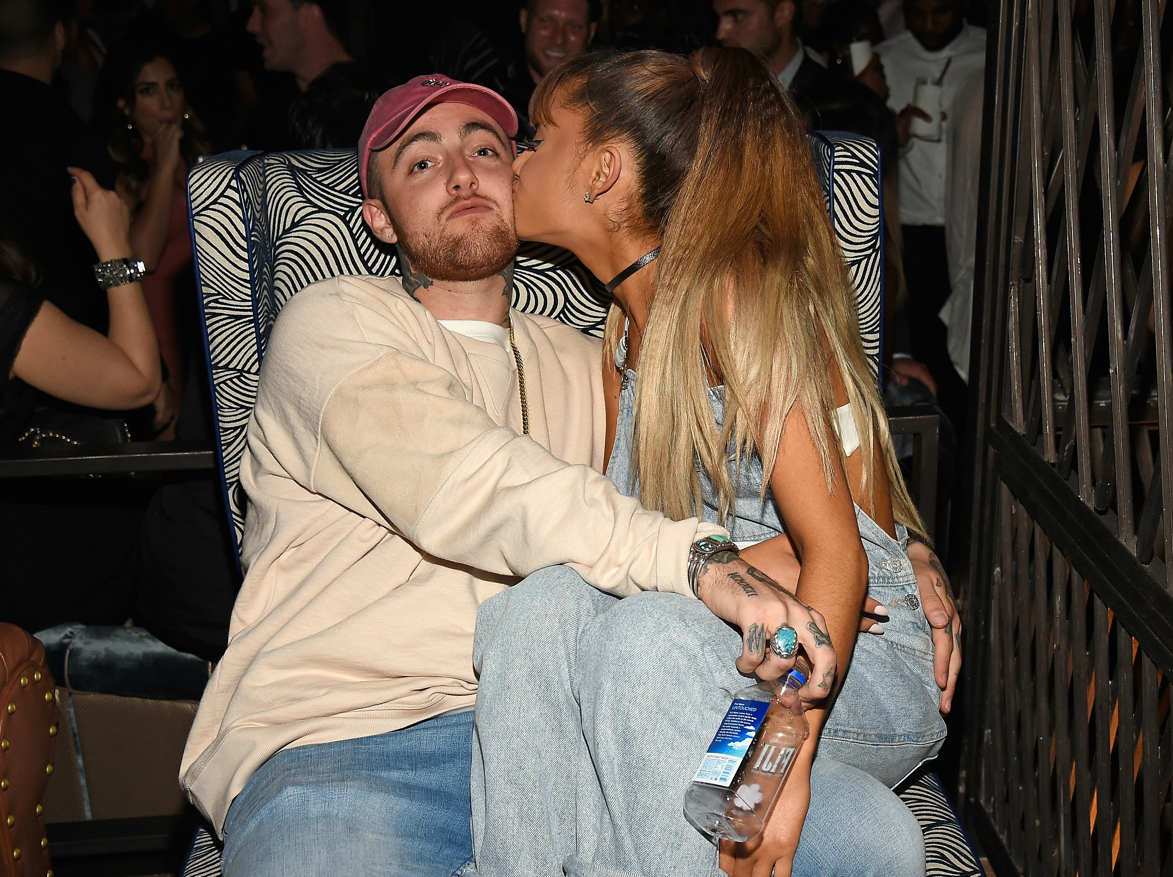 ariana grande lashes out over mac miller loss at grammys literal bulls t national globalnews ca over mac miller loss at grammys