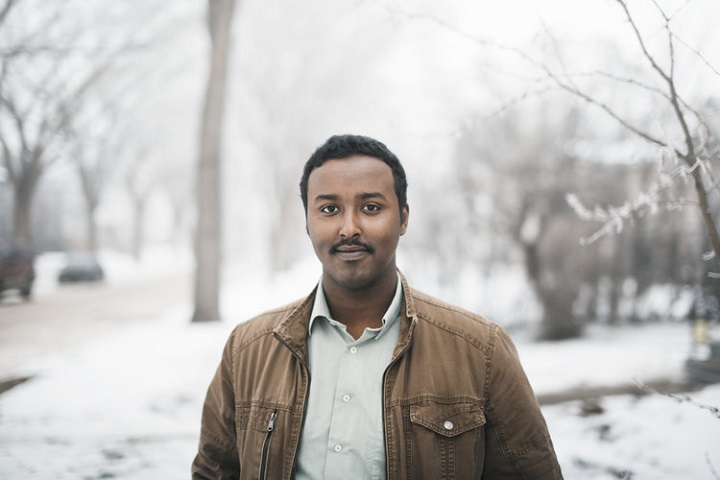 Bashir Mohamed is actively researching and sharing acts of racism and discrimination in Alberta, past and present.