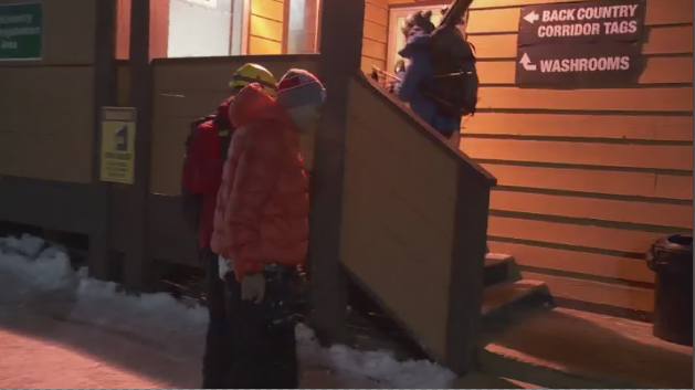 Snowboarder rescued from Cypress Mountain in West Vancouver - image