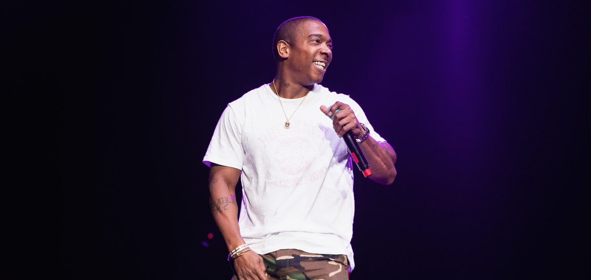 Rapper Ja Rule performs on stage during the All Star Throwback Jam hosted by HOT 103.7 at ShoWare Center on July 21, 2018, in Kent, Washington.