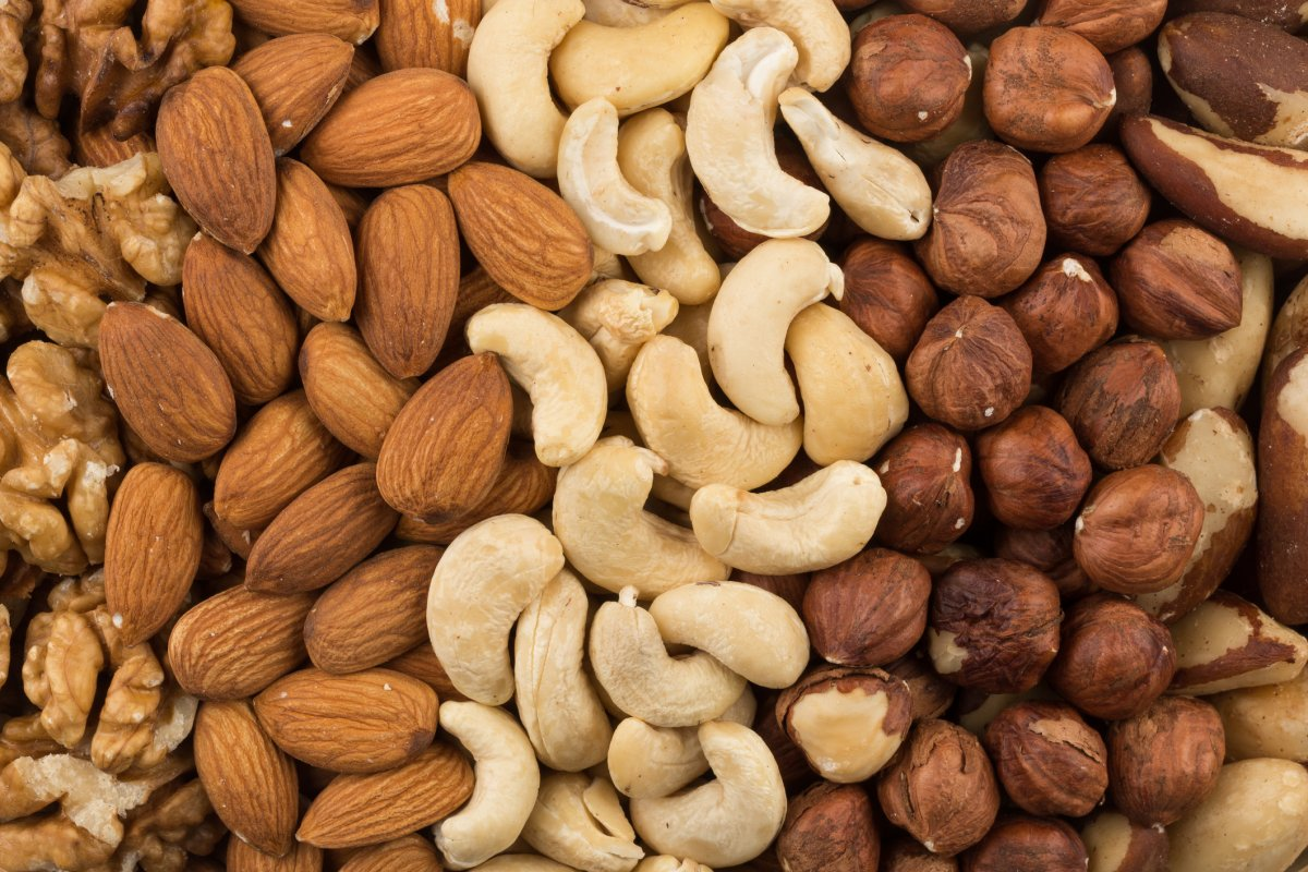 Will eating nuts actually make you gain weight? .