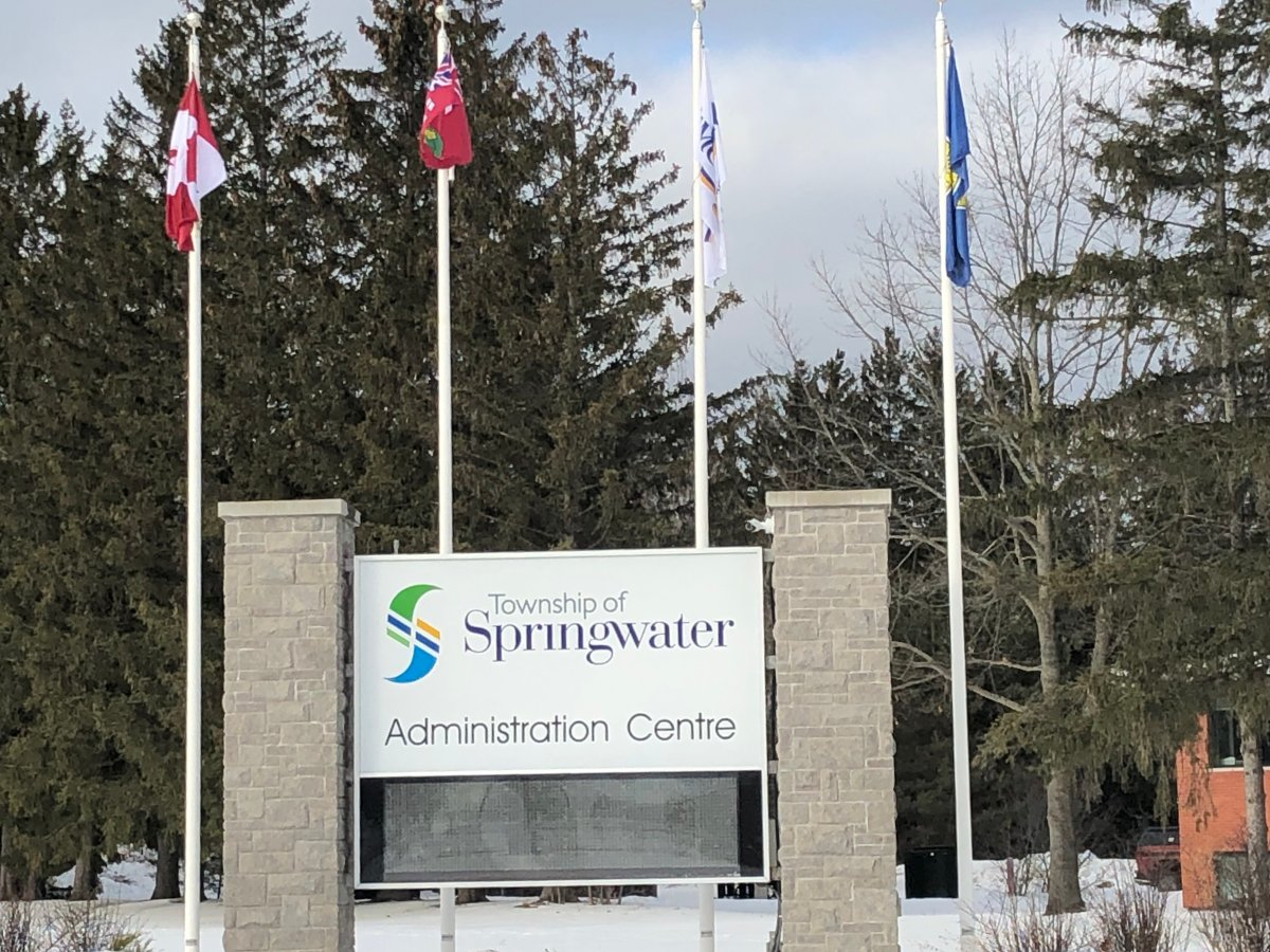 Springwater Township council approved the 2019 budget and business plan at their meeting on Wednesday.