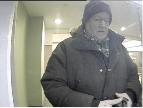 Hamilton police are searching for Ross Matheson, 65, who was last seen at Jackson Square.