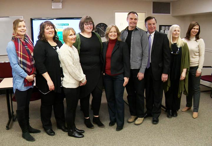A new Community Recovery Team in Saskatoon uses a holistic approach to help people living with complex, persistent mental health challenges.