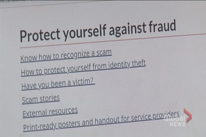 The Canada Revenue Agency is providing tips to spot potential scammers during tax season.