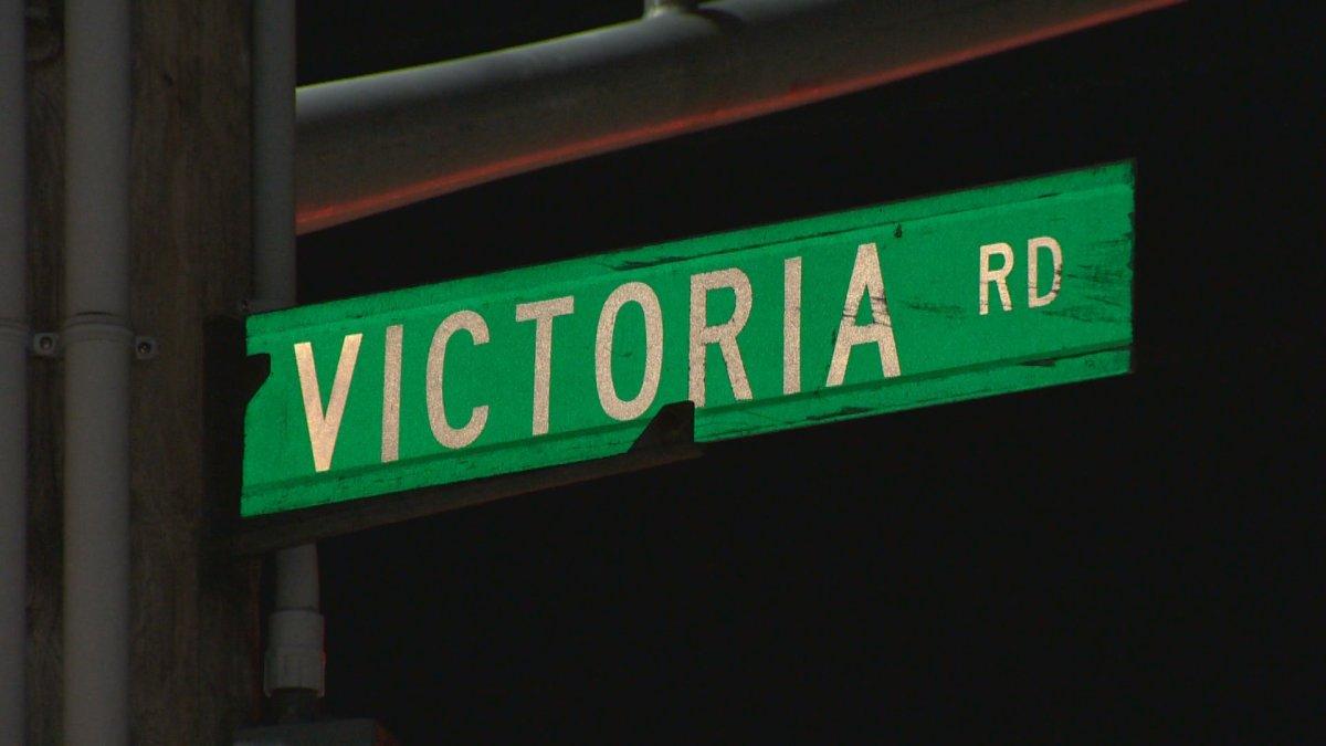 Victoria Road in Dartmouth.