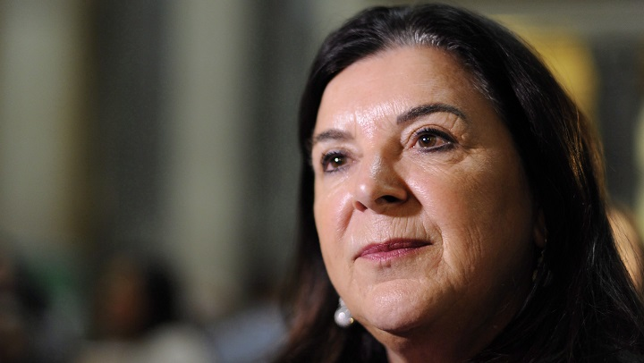 University of Regina's president Vianne Timmons said she expected a zero per cent increase to university funding in Saskatchewan's 2019-20 budget.